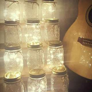Firefly Mason Jars