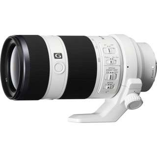 Sony FE 70-200mm f/4 OSS for Hire