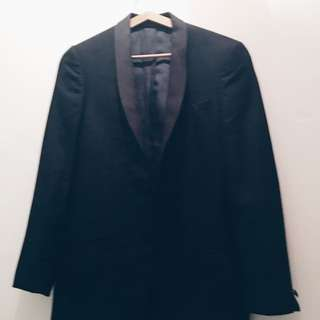 Topman Wool Suit Jacket