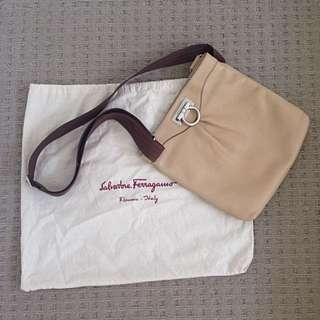 Authentic Salvatore Ferragamo Body Bag