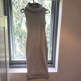Kookai Turtle Neck Dress