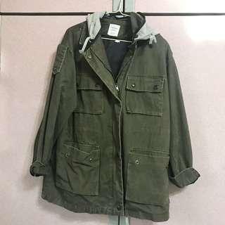 韓製軍外套