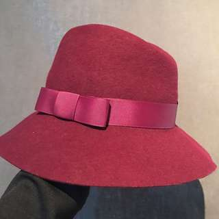 French Connection Fedora Hat