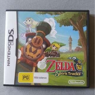 The Legend Of Zelda - Spirit Tracks for Nintendo DS