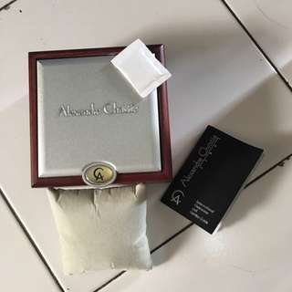 Box  Watch Alexandre Christie
