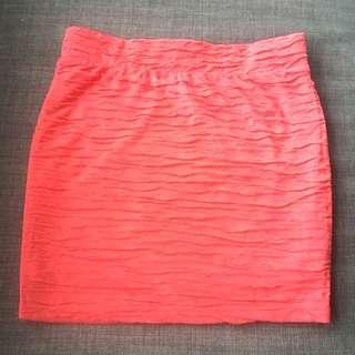 Forever 21 Bandeau Skirt