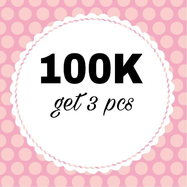 100K GET 3