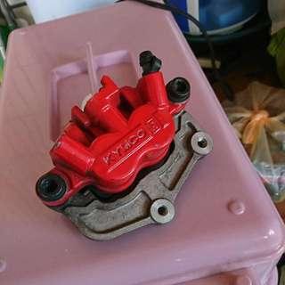 雷霆150 Racing 150原廠卡鉗