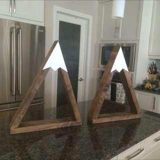 Handmade Shelves