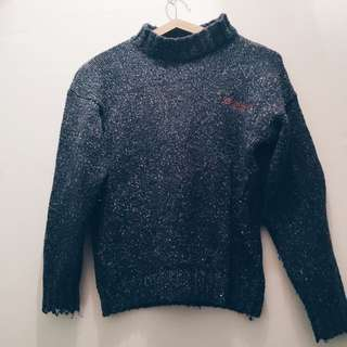 Vintage Billabong Wool Knit Jumper Free Size