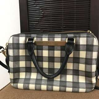 Kate Pad Checkered Sling Bag