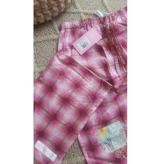 Size S Pink Peter Alexander PJ Pants