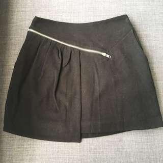 Forever New Black Skirt