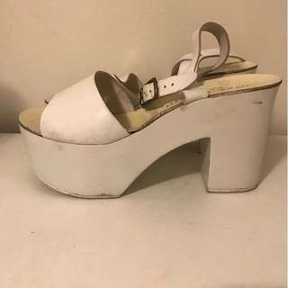 White Windsor Smiths Shoes