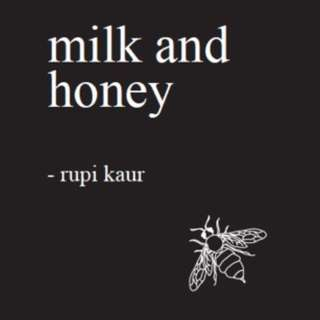 Milk and Honey - PRICE LOWERED