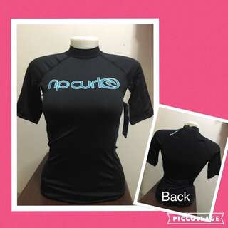 Authentic Rip Curl Rashguard