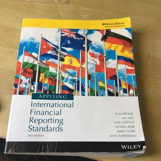 International Financial Reporting Accounting Textbook