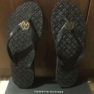 Authentic Tommy Hilfiger Flip Flops