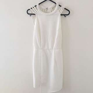 White Dress Size S