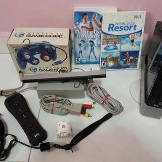 Nintendo Wii (Black)