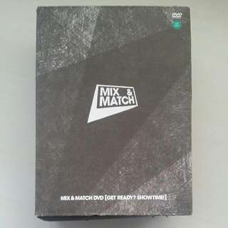 Ikon Mix & Match Dvd 盒