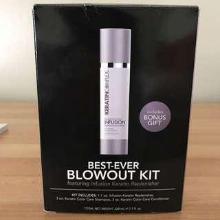 Keratin Complex Blowout Kit