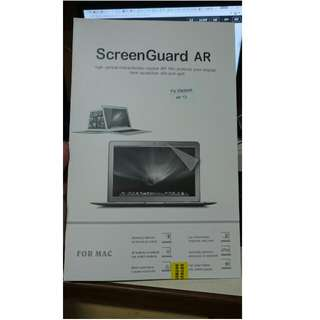 Apple Macbook Air 13吋保護貼  13.3吋