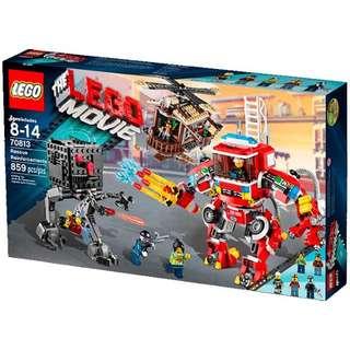 Lego Movie 70813 Rescue Reinforcements