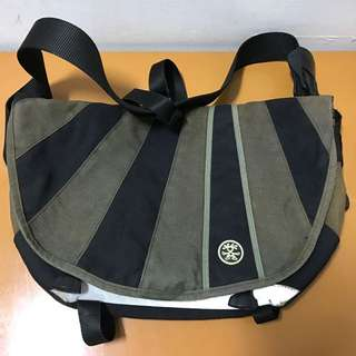 Very Used Crumpler Sling Bag