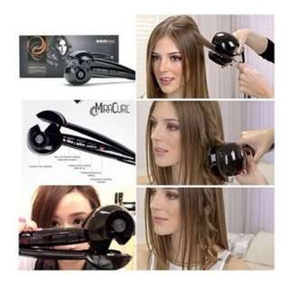 Catok Perfect curl BabyLiss / Mira Curler Baby Liss