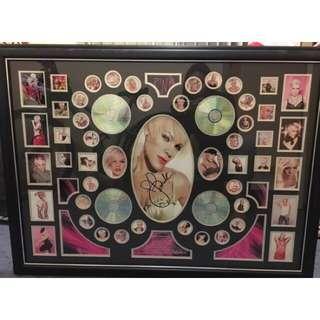 P!nk Collectors Frame