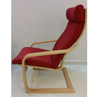 POANG Arm Chair from IKEA (2 chairs)