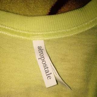 Apple Green Cardigan