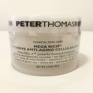 Peter Thomas Roth MEGA RICH intensive Anti-aging Cellular Creme