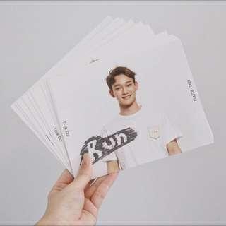 EXO STARDIUM CARDS