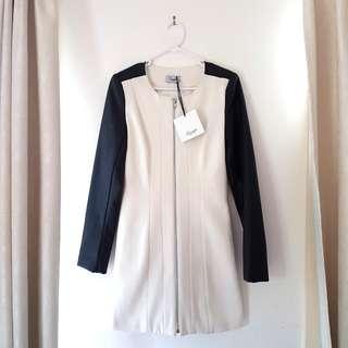 BARIANO Wool Coat (BNWT) Rrp $159.95