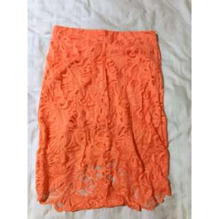 H&M Ladies Midi Skirt