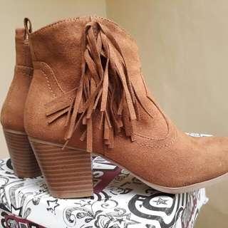 Sepatu Merk Brash Size 7