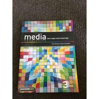 Media Studies Textbook