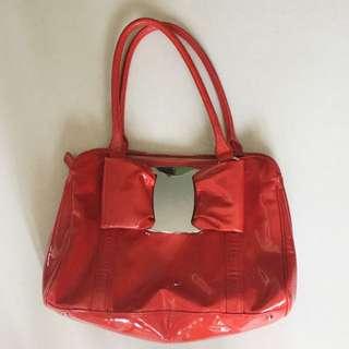 Red Episode Handbag