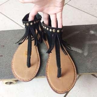 Cotton On Fringe Shoes
