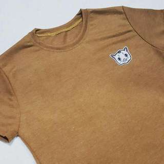Cat Patch Tee
