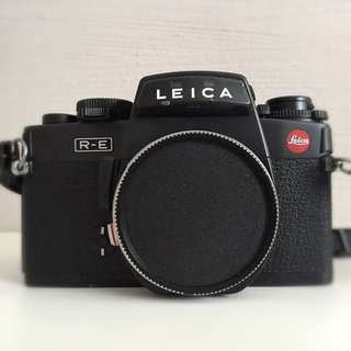 Reserved - Leica R-E 35mm SLR (Body Only)