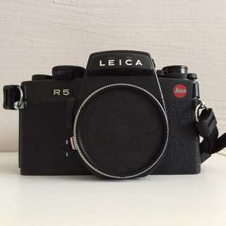 Reserved - Leica R-5 35mm SLR (Body Only)