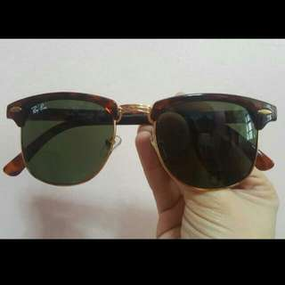 Ray Ban Clubmaster Sunglasses (Class A)
