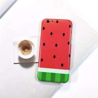 夏日小西瓜iPhone6/6s手機殼🍉