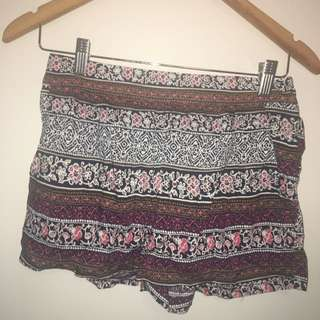 Dotti Patterned Shorts