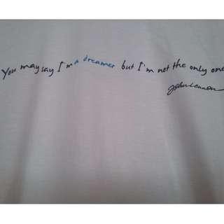 T-shirt: Imagine - John Lennon