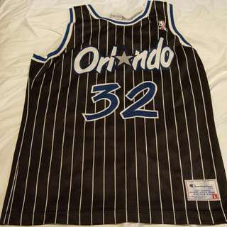 Orlando Magic Shaquile Jersey Size L