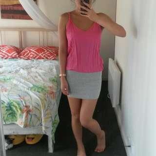 Zara Pink/Orange Dress